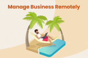run your business remotely with ease