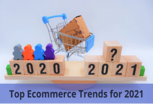 Future ecommerce trends to watch for in 2021